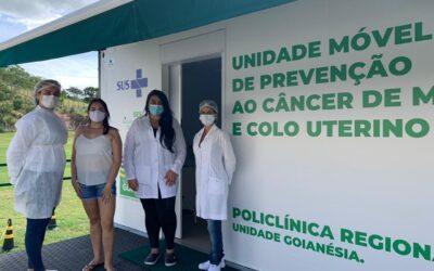 Governo de Goiás leva saúde para mais perto de Goianésia e região