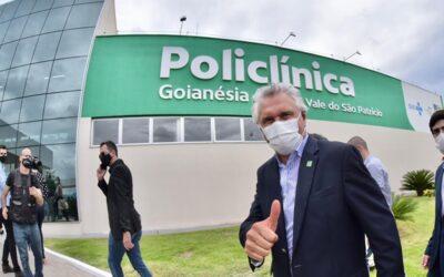 Policlínica é inaugurada em Goianésia com investimento de R$ 9,4 milhões