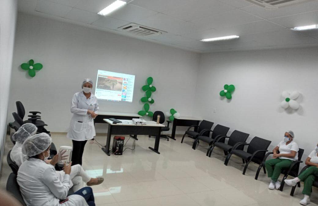 Policlínica de Goianésia realiza palestra sobre animais peçonhentos