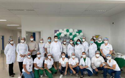 Policlínica de Goianésia celebra, com palestra, Semana Nacional da Enfermagem