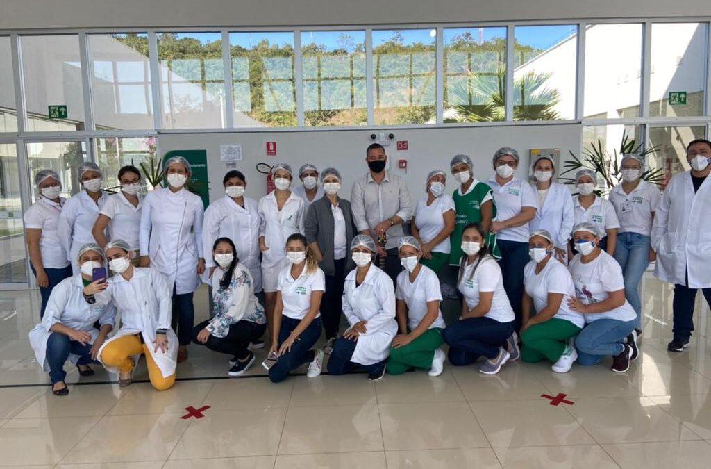 Festa para as mães na Policlínica de Goianésia