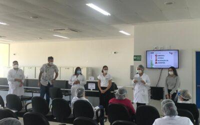 Policlínica de Goianésia elege novos membros da CIPA