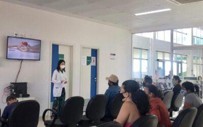 Junho Vermelho na Policlínica de Goianésia