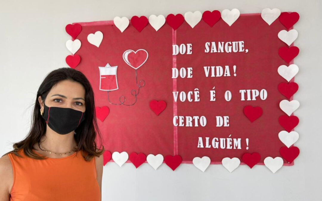 Policlínica de Goianésia promove campanha de doação de sangue
