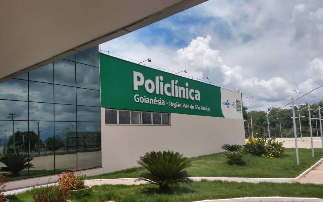 Policlínica de Goianésia tem vagas para contratação imediata