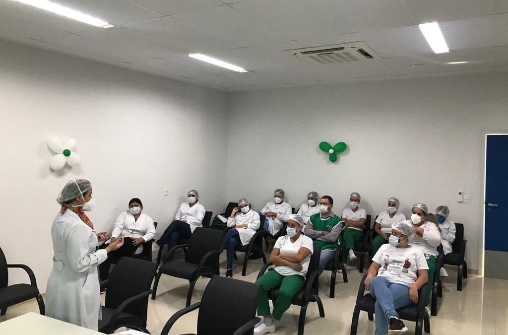 Policlínica de Goianésia promove atividades para comemorar Dia da Enfermagem